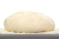 Rising bread dough: 1 of 4 Royalty Free Stock Images