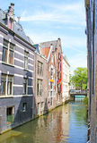 Rising from the canal Royalty Free Stock Photography