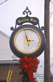 Rising Sun clock, Cecil County, Maryland Stock Photography