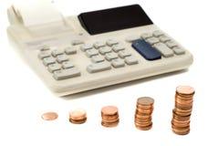 Rising Taxes Royalty Free Stock Photography