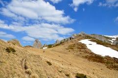 Ciucas Mountains Stock Image