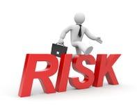 Risk Royalty Free Stock Photo