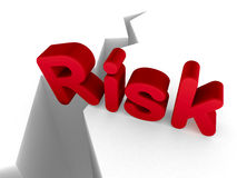 risk stock illustrationer