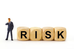 risk Royaltyfri Foto