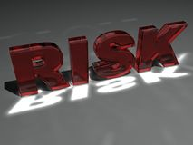 Risk Stock Image