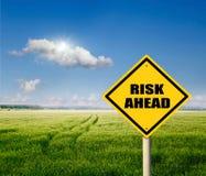 Risk ahead, Stock Photography