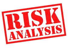RISK ANALYSIS Royalty Free Stock Image