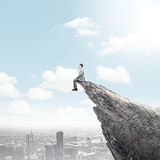 Risk in business Stock Images