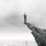 Risk in business Stock Photography