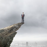 Risk in business Stock Photo