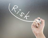 Risk  concept Royalty Free Stock Photos