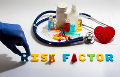 Risk factor Royalty Free Stock Image