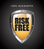 Risk free Royalty Free Stock Image