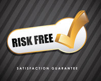 Risk free Royalty Free Stock Photos