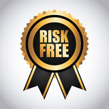 Risk free Royalty Free Stock Photos