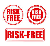 Risk free Royalty Free Stock Photography