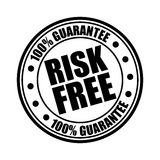 Risk free Royalty Free Stock Photo