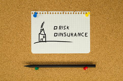 Risk and insurance Stock Photography
