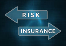 Risk and Insurance Royalty Free Stock Photos