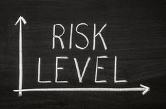 Risk level Stock Photo