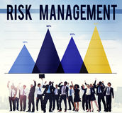 Risk Management Danger Hazard Safety Security Concept Stock Photo