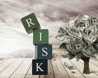Risk Royalty Free Stock Images