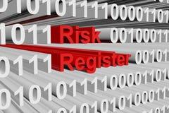 Risk register Stock Photos