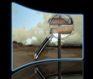 Risk - reward Stock Images