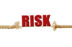 Risk Stock Image