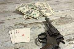 Riskantes Spiel Lizenzfreie Stockfotos