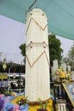 Riskransar festival, THAILAND Arkivfoton