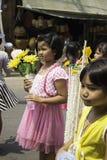 Riskransar festival, THAILAND Fotografering för Bildbyråer