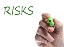 Risks Stock Photography