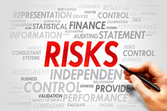 RISKS Stock Images