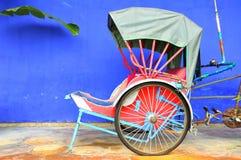 Riskshaw imagen de archivo