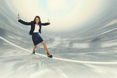 Risky business Stock Images