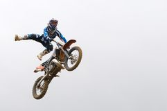 Risky stunt Royalty Free Stock Photos