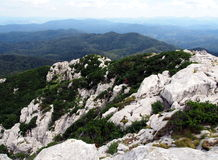 Risnjak National Park Royalty Free Stock Images