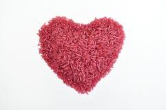 Riso di erbe rosso Fotografia Stock Libera da Diritti