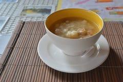 Riso Soft-boiled Immagine Stock
