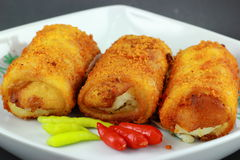 Risoles Mayonnaise Stock Images