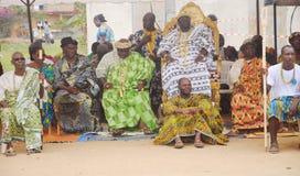 RISOLUZIONE DELLE CONTROVERSIE IN AFRICA Immagini Stock Libere da Diritti