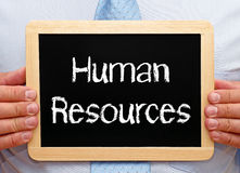 Risorse umane Fotografia Stock