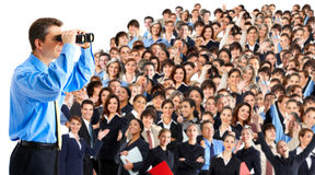 Risorse umane Fotografia Stock Libera da Diritti