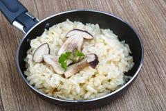 risotto гриба Стоковые Изображения RF