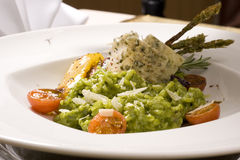 Risotto 2 Royalty Free Stock Images