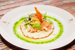 Risotto Image stock