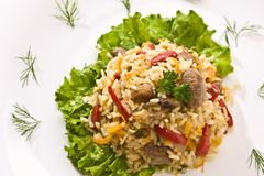 Free Risotto Royalty Free Stock Photo - 4667015
