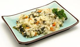 Risotto Royalty Free Stock Image