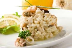 risotto owoce morza Zdjęcie Royalty Free